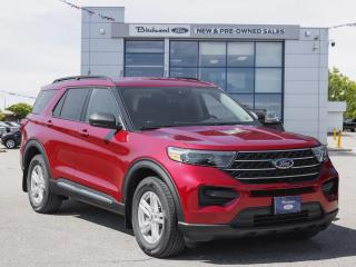 New 2020 Ford Explorer XLT COLD WTHR PKG | FORDPASS | BACK UP CAM for sale in Winnipeg, MB