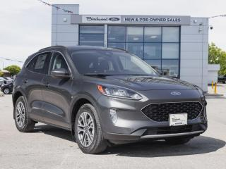 New 2020 Ford Escape SEL RMTE STRT | FORDPASS | HTD WHEEL for sale in Winnipeg, MB