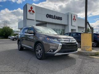 Used 2017 Mitsubishi Outlander GT for sale in Orléans, ON