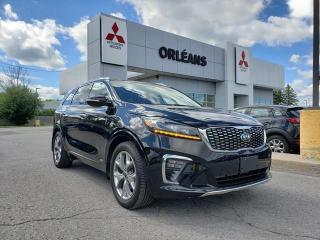Used 2019 Kia Sorento 3.3L SX for sale in Orléans, ON