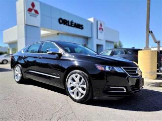 Used 2019 Chevrolet Impala Premier 2LZ for sale in Orléans, ON