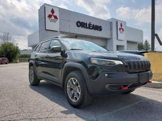 Used 2020 Jeep Cherokee Trailhawk for sale in Orléans, ON