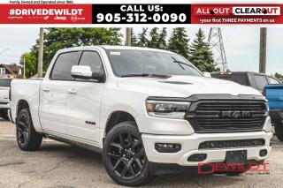New 2020 RAM 1500 NIGHT EDITION | PANO ROOF | AIR RIDE | for sale in Hamilton, ON
