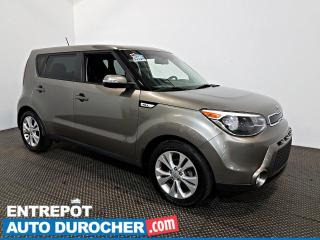 Used 2016 Kia Soul EX Automatique - AIR CLIMATISÉ - Sièges Chauffants for sale in Laval, QC