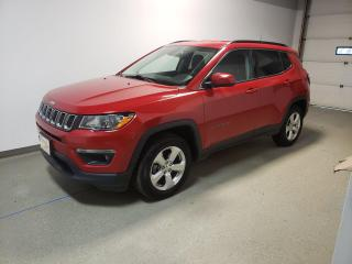 Used 2018 Jeep Compass Loaded|Warranty|Leather|4WD|Auto Headlights|N.Tire for sale in Brandon, MB