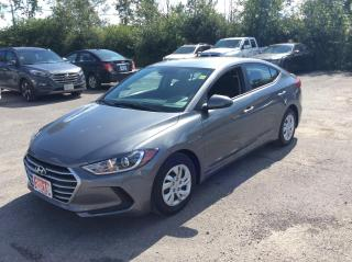 Used 2018 Hyundai Elantra LE - AUTO - A/C - BLUETOOTH! for sale in Ottawa, ON