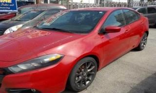 Used 2013 Dodge Dart RALLYE for sale in St Catharines, ON