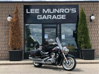 Used 2012 Suzuki Boulevard 2012 Suzuki Boulevard for sale in Paris, ON