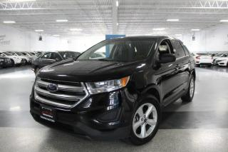 Used 2017 Ford Edge SE NO ACCIDENTS I REAR CAM I PUSH START I KEYLESS I CRUISE for sale in Mississauga, ON