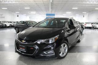Used 2017 Chevrolet Cruze LT RS I REAR CAM I CARPLAY I REMOTE START I HEATED SEATS for sale in Mississauga, ON