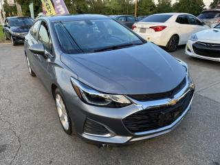 Used 2019 Chevrolet Cruze Premier: Leather, Fully Loaded! for sale in Toronto, ON