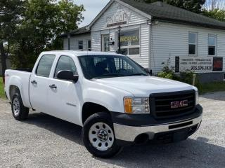 Used 2012 GMC Sierra 1500 1-Owner No-Accidents 4WD Crew Cab 143.5
