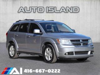 Used 2016 Dodge Journey FWD 7 Passengers for sale in North York, ON