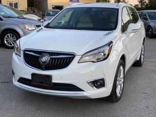 Used 2019 Buick Envision AWD 4DR PREMIUM II for sale in Scarborough, ON