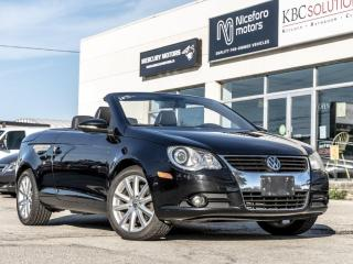 Used 2009 Volkswagen Eos 2dr Conv DSG Trendline for sale in Oakville, ON