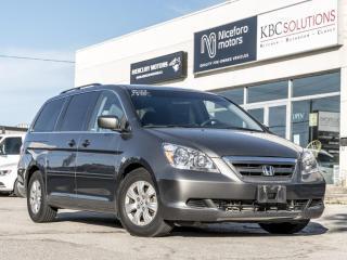 Used 2007 Honda Odyssey 5dr Wgn EX for sale in Oakville, ON