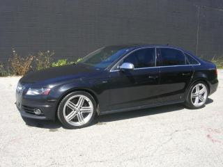 Used 2011 Audi S4 4dr Sdn Man Premium for sale in Richmond Hill, ON