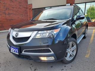 Used 2011 Acura MDX AWD 4dr Tech Pkg for sale in Scarborough, ON