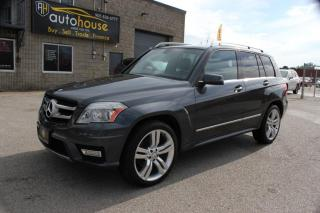 Used 2012 Mercedes-Benz GLK-Class NAVI,BACKUP CAMERA,4MATIC,SUNROOF for sale in Newmarket, ON