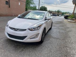 Used 2015 Hyundai Elantra SPORT ACCIDENT FREE CERTIFIED WARRANTY for sale in Richmond Hill, ON