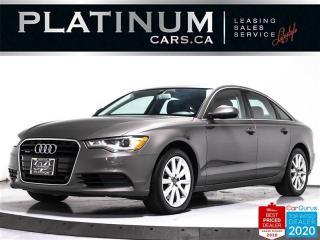Used 2012 Audi A6 3.0T quattro Premium, NAV, SUNROOF, HEATED SEATS for sale in Toronto, ON
