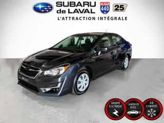 Used 2016 Subaru Impreza 2.0i Awd Berline for sale in Laval, QC