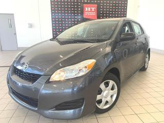 Used 2010 Toyota Matrix Base AIR CLIMATISE for sale in Terrebonne, QC