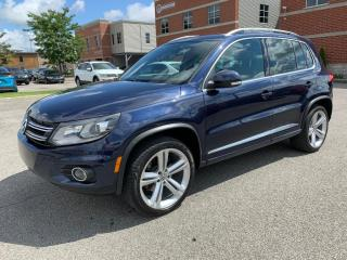 Used 2016 Volkswagen Tiguan Highline R-line for sale in Laval, QC