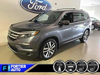 Used 2016 Honda Pilot 4 RM 4 portes Touring for sale in Montréal, QC