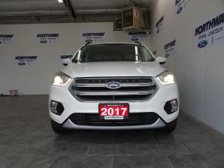 Used 2017 Ford Escape SE | 4X4 | NAV | REAR CAM | ONLY 38 KM! for sale in Brantford, ON