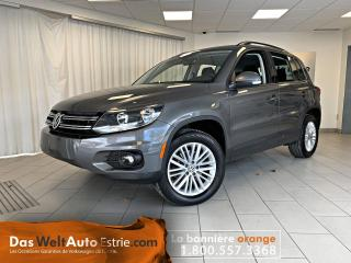 Used 2016 Volkswagen Tiguan Special Edition 4Motion, Automatique for sale in Sherbrooke, QC