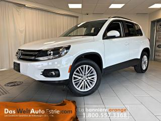 Used 2016 Volkswagen Tiguan Special Edition, Toit, Automatique Bas Kilo for sale in Sherbrooke, QC