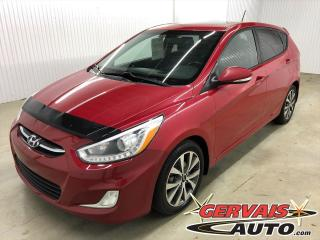 Used 2016 Hyundai Accent GLS TOIT OUVRANT MAGS BLUETOOTH for sale in Shawinigan, QC