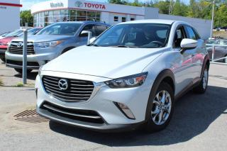 Used 2017 Mazda CX-3 Traction intégrale, 4 portes GS for sale in Shawinigan, QC