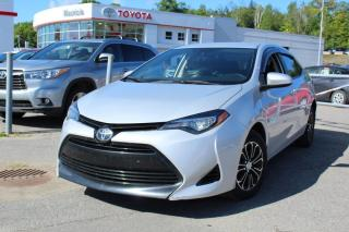 Used 2018 Toyota Corolla CE BM for sale in Shawinigan, QC