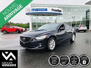 Used 2014 Mazda MAZDA6 GS ** GARANTIE 10 ANS ** Confortable et bien équipée! for sale in Shawinigan, QC