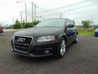 Used 2011 Audi A3 ******TOIT PANORAMIQUE*******CUIR****** for sale in St-Eustache, QC
