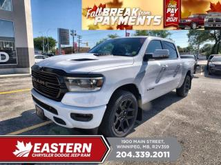 New 2020 RAM 1500 Sport | Pano Sunroof | Backup Cam | for sale in Winnipeg, MB