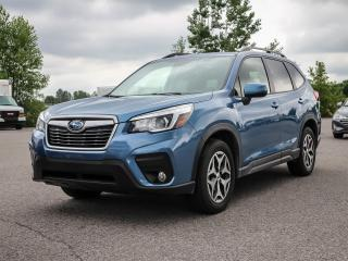 Used 2020 Subaru Forester AWD 2.5L 4CYL, CVT AUTO, CONVENIENCE PKG, EYESIGHT for sale in Ottawa, ON