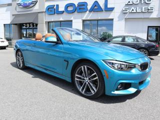 Used 2018 BMW 4 Series M-PERFORMANCE PKG. 440i xDrive for sale in Ottawa, ON