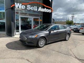 Used 2017 Ford Fusion S 4dr FWD Sedan for sale in Winnipeg, MB