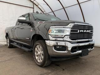 Used 2019 RAM 2500 Laramie Ram 3500 SRW 4x4 - SAFETY GROUP, POWER SUNROOF, TOWING TECHNOLOGY, VENTILATED FRONT SEATS for sale in Ottawa, ON