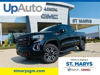 New 2020 GMC Sierra 1500 AT4 4WD for sale in St. Marys, ON