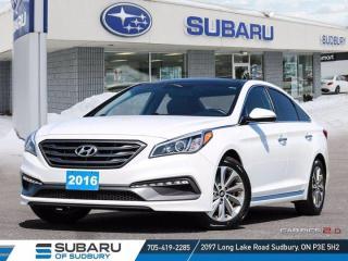 Used 2016 Hyundai Sonata 2.4L Sport Tech for sale in Sudbury, ON