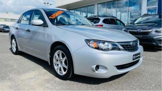 Used 2008 Subaru Impreza 4dr Sdn Auto 2.5i for sale in Lévis, QC