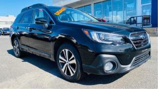Used 2018 Subaru Outback 2.5i Limited,toit,cuir,gps for sale in Lévis, QC