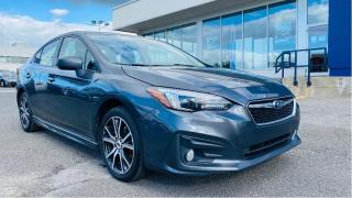 Used 2018 Subaru Impreza 2.0i Sport 4-door Auto w-EyeSight Pkg for sale in Lévis, QC