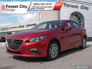 Used 2016 Mazda MAZDA3 GS for sale in London, ON