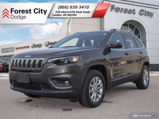 Used 2019 Jeep Cherokee North for sale in London, ON