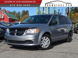 Used 2015 Dodge Grand Caravan SE/SXT 7 PASSENGER | A/C | CRUISE | POWER OPTIONS for sale in Stittsville, ON